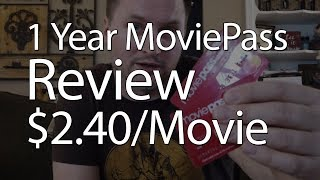 MoviePass 1 Year Review. How to use MoviePass in 2019 and make it WORK.