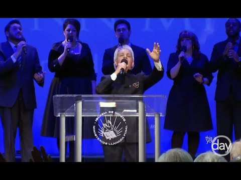 Entering the Presence of God - A special sermon from Benny Hinn