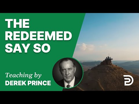 The Redeemed Say So 12/5