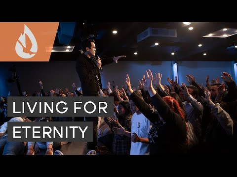 Impartation Live: Living for Eternity