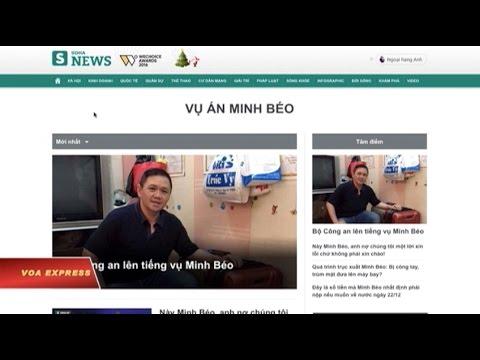 Việt Nam phạt các trang mạng 'cổ xúy Minh Béo'