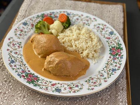 Pollo en salsa de nuez - María Leticia Garza Galván - 2do Lugar Salado - UCvg_5WAbGznrT5qMZjaXFGA
