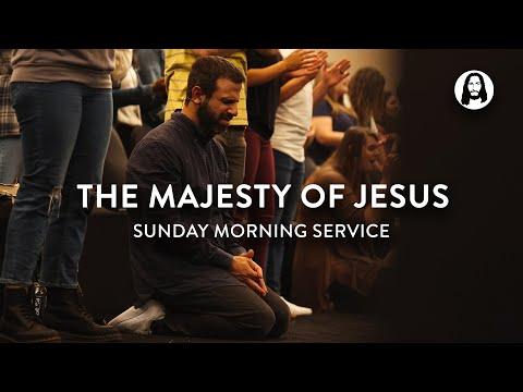 The Majesty Of Jesus  Michael Koulianos  Sunday Morning Service