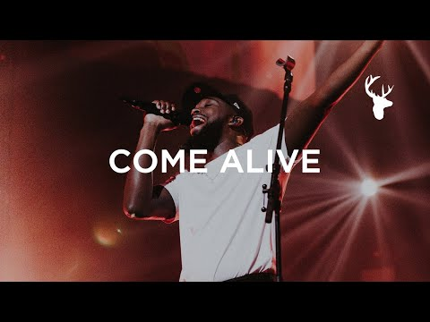 Dante Bowe - Come Alive  Moment