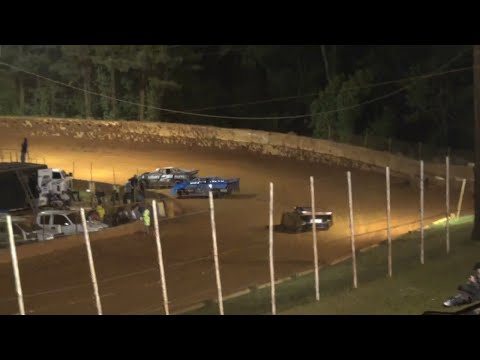 Stock 4a at Winder Barrow Speedway May 15th 2021 - dirt track racing video image