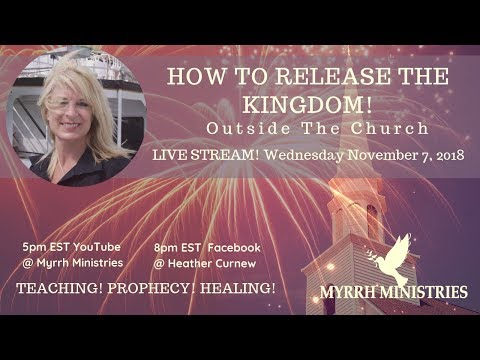 How to Release the Kingdom Outside the Church
