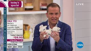 HSN | Home Solutions featuring Nellie's 08.17.2019 - 10 PM