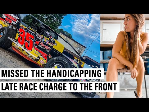 Best Race Of The Season At Albany Saratoga Speedway - dirt track racing video image
