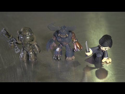 Fallout 4, Doom, and Dishonored 2 Limited Edition Funko Figure Unboxing - UCKy1dAqELo0zrOtPkf0eTMw