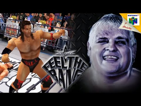 A *NEW* WCW Pro Wrestling Game RELEASED in 2019?! | WWF No Mercy 64