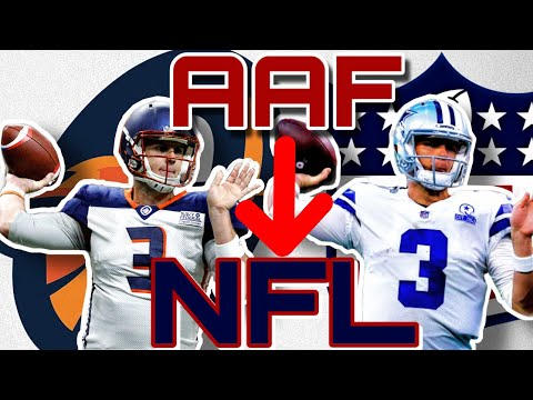 AAF to NFL: Should Garrett Gilbert start for the Dallas Cowboys?