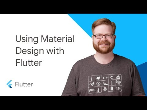 Using Material Design with Flutter - UC_x5XG1OV2P6uZZ5FSM9Ttw