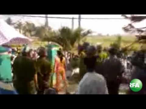 Video: Công an đánh chết một giáo dân Cồn Dầu