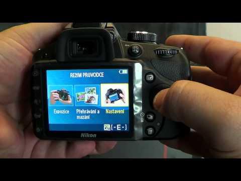 Videorecenze Nikon D3200 tělo