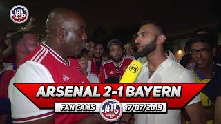 Arsenal 2 -1 Bayern Munich   Josh Kroenke Better Deliver On His Promises! (Moh)