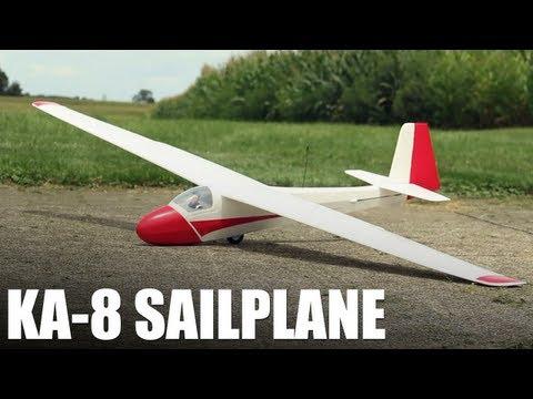 Flite Test - KA-8 Sailplane - REVIEW - UC9zTuyWffK9ckEz1216noAw