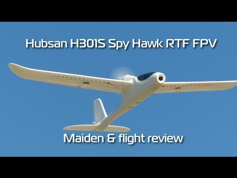 Hubsan H301S Spy Hawk RTF FPV - Maiden and flight review - UCG_c0DGOOGHrEu3TO1Hl3AA