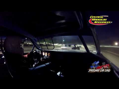 #14 Sandy Tanner - Pure Stock - 6-19-2021 Central Missouri Speedway - In Car Camera - dirt track racing video image