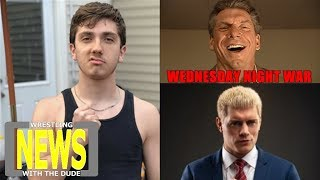 BILLY MOXLEY'S CURRENT STATUS WITH GTS WRESTLING! UPDATE ON WEDNESDAY NIGHT WARS