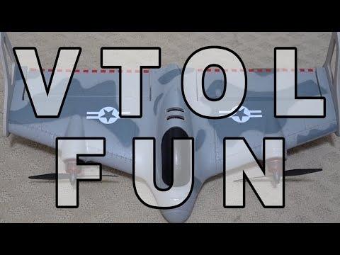 Eachine Mirage E500 VTOL Wing Review ✈️ - UCnJyFn_66GMfAbz1AW9MqbQ