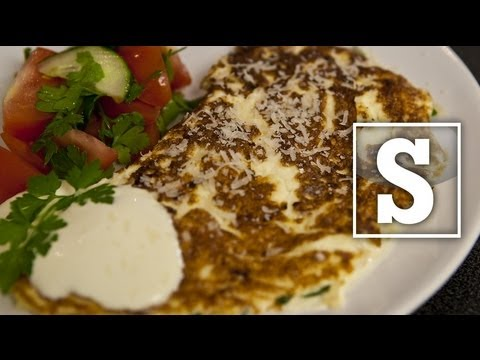 OMELETTE IN A TOASTER RECIPE ft. Slomozovo - SORTED