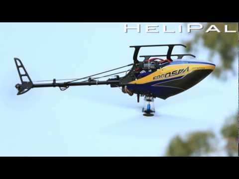 HeliPal.com - Walkera V450D03 Helicopter Outdoor 3D Test Flight - UCGrIvupoLcFCW3CIKvfNfow