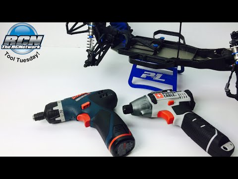 Tool Tuesday EP18 - Power Drivers for RC - UCSc5QwDdWvPL-j0juK06pQw