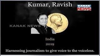Big Debate: Senior ND TV Journalist Ravish Kumar Wins Prestigious Magsaysay Award