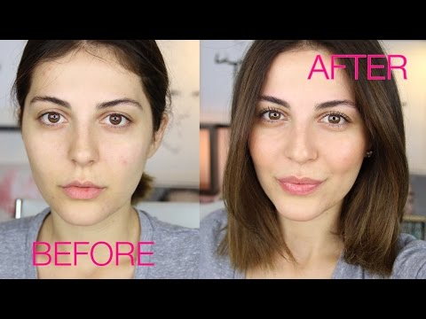How To: LOOK BEAUTIFUL WITH NO MAKEUP - UCp1XyVkqPgcRvso3AY_e8iQ