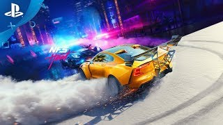 Need for Speed HEAT | TRÁILER GAMESCOM con subtitulos ESPAÑOL | PS4
