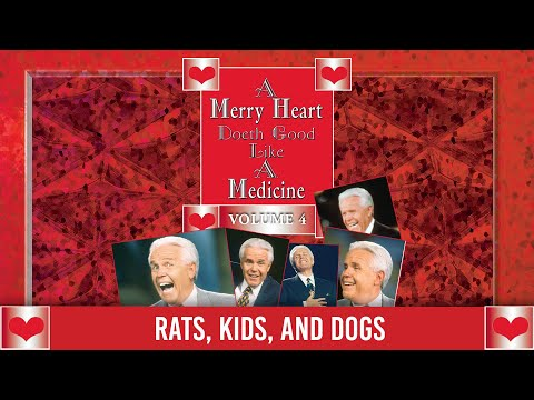 Merry Heart: Rats, Kids, and Dogs  Jesse Duplantis