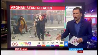 Independence Day sees up to ten attacks (Afghanistan) - BBC News - 19th August 2019