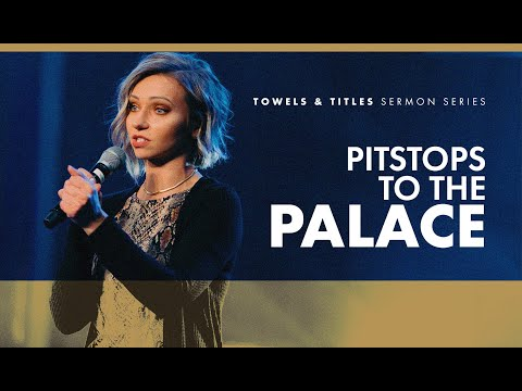 Pitstops to the Palace // Towels & Titles (Part 2)