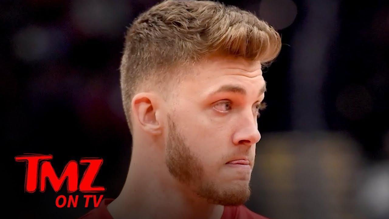 Meyers Leonard Apologizes For Using Anti-Semitic Slur   TMZ TV