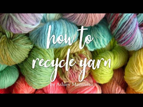 How It's Made Recycled Polyester Yarn | FpvRacer lt