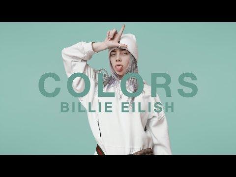 Billie Eilish - idontwannabeyouanymore | A COLORS SHOW - UC2Qw1dzXDBAZPwS7zm37g8g