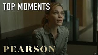 Pearson | Jessica And Keri Practice For A Deposition | Season 1 Episode 5 | on USA Network