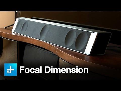 Focal Dimension Soundbar - Review - UC8wXC0ZCfGt3HaVLy_fdTQw