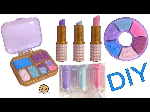 Make Your Own Lipstick Balm & Eyeshadow Makeup DIY Craft Do It Yourself - UCelMeixAOTs2OQAAi9wU8-g