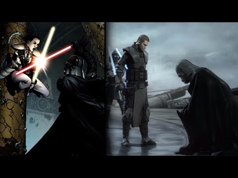All Jedi that Defeated Darth Vader [Legends] - default