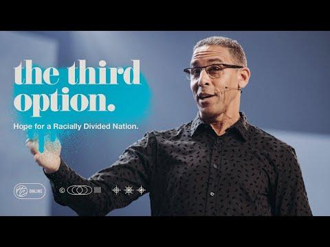 The Third Option  Pastor Miles McPherson