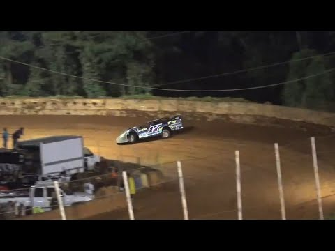 All Qualifying and New Track Record at Winder Barrow Speedway August 28th 2021 - dirt track racing video image