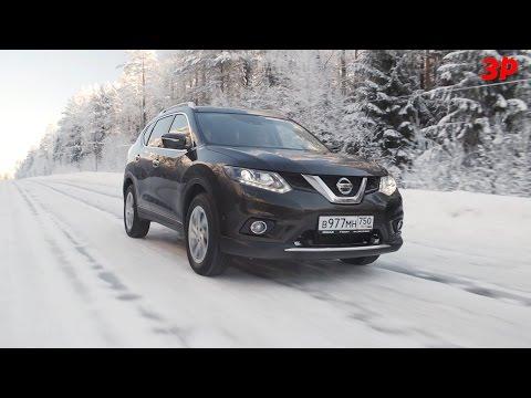 Nissan X-trail: совсем другой - UCc8NI6ITu51HKIS4HSIFYNA