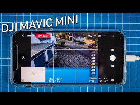 DJI Mavic Mini #04 - Fly App Funktionen