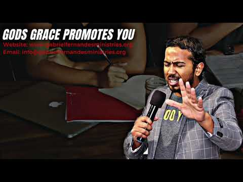 GODS GRACE WILL PROMOTE YOU, POWERFUL MESSAGE & PRAYERS