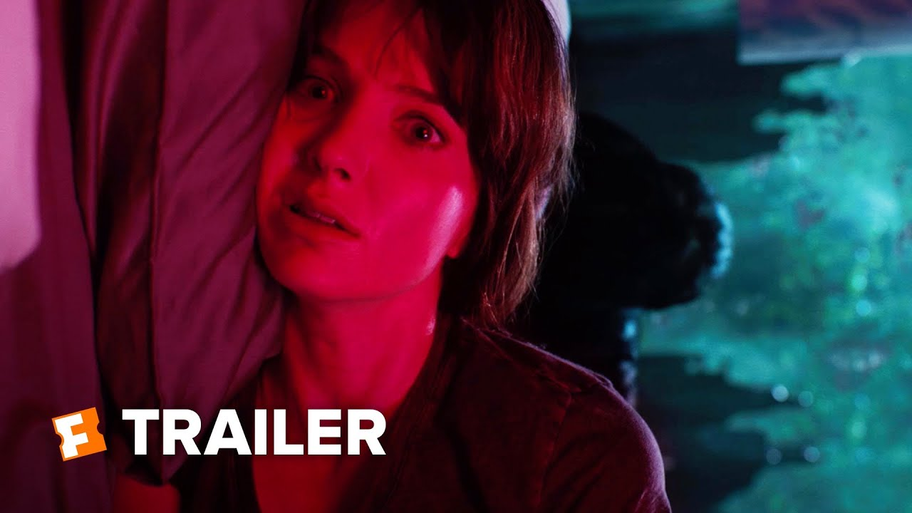 Malignant Trailer #1 (2021)   Movieclips Trailers