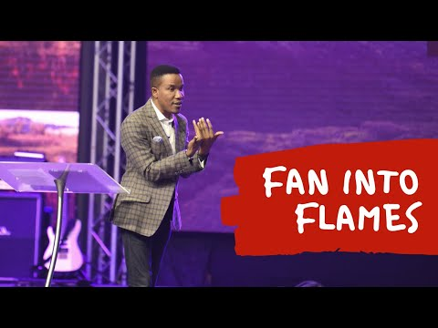 Fan Into Flames (How to activate the anointing?) - Godman Akinlabi - June, 13th, 2021.