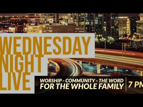 Wednesday Night Live  March 31, 2021  Sojourn Church Carrollton Texas