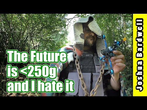 BetaFPV X-Knight 5 is the sub-250g FPV quad for a dystopian future - UCX3eufnI7A2I7IkKHZn8KSQ