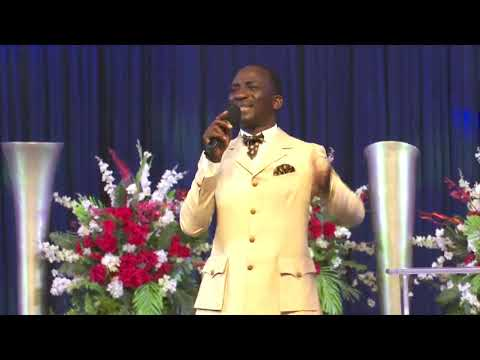 THE BLESSING AND ABUNDANCE OF GOD  DR. PAUL ENENCHE